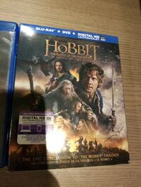 The Hobbit Trilogy Blu-Ray  Mississauga, L4Y 3S4