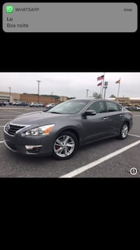 Nissan - Altima - 2014 SV Silver Spring