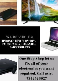 Phone screen repair Superior Charter Township