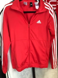 Adidas zipup size small women's Mississauga, L4Y