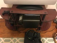 Brown TV stand Henrico, 23229