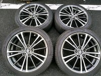 17 rims frs scion fit subarus corollas Ashburn, 20147