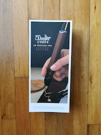 3Doodler Create+ 3D Printing Pen Leather Edition Red Bank, 07702