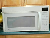 GE Microwave Mountain View, 94040