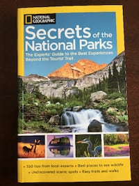 National Geographic's Secrets of the National Parks ROSWELL