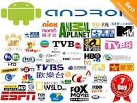 IPTV cable service and Android boxes Hamilton, L0R 1P0