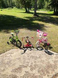 3 bikes one price  Anchorage, 99507