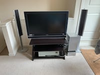 Sony tv with home theater  Fairfax, 22031