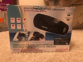 HD Action Camcorder