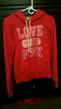 red and white Aeropostale pullover hoodie Odessa, 79762