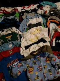 $10 FOR ALL 50 PIECES OF INFANT BOYS CLOTHES  Colton, 92324