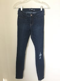 Hollister jeans size 1 regular San Diego, 92154
