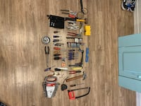 Miscellaneous tools, in great condition, some never used El Paso, 79924