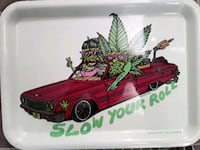 Tray for smokers North Las Vegas, 89030
