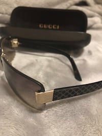 Gucci sunglasses.