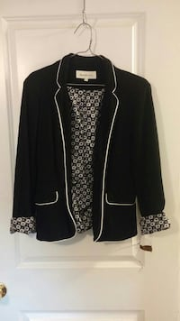 black suit jacket Lakeshore, N0R 1A0
