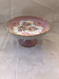 Antique French Limoges hand painted cake stand Toronto, M2R 3N1