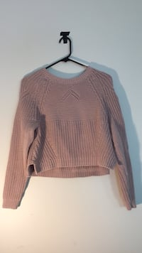Pastel pink Sweater Springfield, 22152