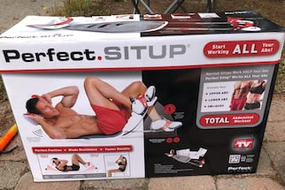 Exercise Machine - Perfect Sit Up