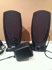 black and gray Logitech multimedia speaker Vaughan, L4L 8S7