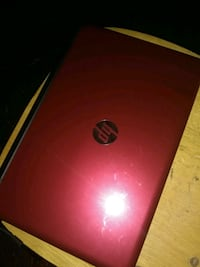 red and black HP laptop Allentown, 18102