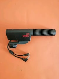 Canon Stereo/zoom microphone