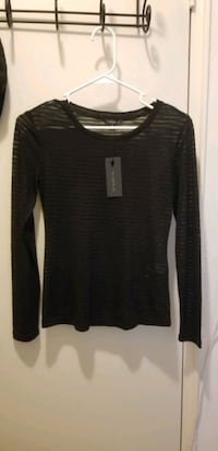 BRAND NEW Dynamite Long Sleeve Black top Toronto, M6B 2M7