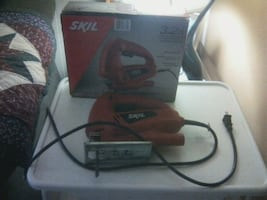 Skil 3.2 amp single speed jigsaw