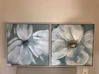 Pier 1 NEW Flower Painting Set Bethesda, 20817