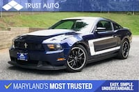 Ford Mustang 2012 Sykesville