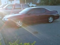 2001 monte Carlo SS , runs and drives great  Dayton, 45403