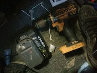 black and yellow DeWalt cordless power drill Bakersfield, 93307