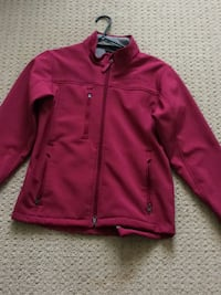 red zip-up jacket London, N6P 1B6
