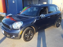 2014 MINI Cooper Countryman ALL4 4dr S GUARANTEED CREDIT APPROVAL!