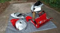 Honda RC-51 Racing Fairings Stone Mountain