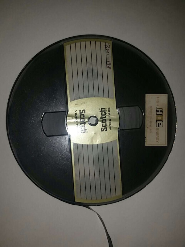 Old 60's Audio tape of Mental Patient