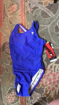 TYR bathing suit. New, never used. All tags and liner still in place. Retails for $65 Leesburg, 20176