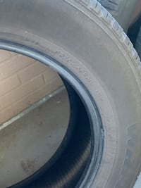 Good year tire oll season 40 km 275   60r 20 Toronto, M2M