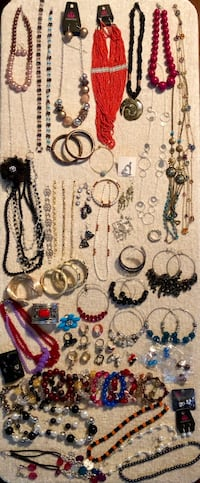 Fashion Jewelry Lot