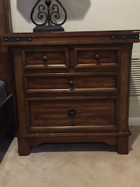 Wood Nightstand Gaithersburg, 20878
