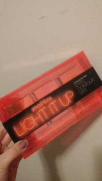 Smashbox Light it up 3 pallette set Guelph, N1H