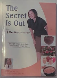 The Secret is Out The Medifast Program paperback book Independence
