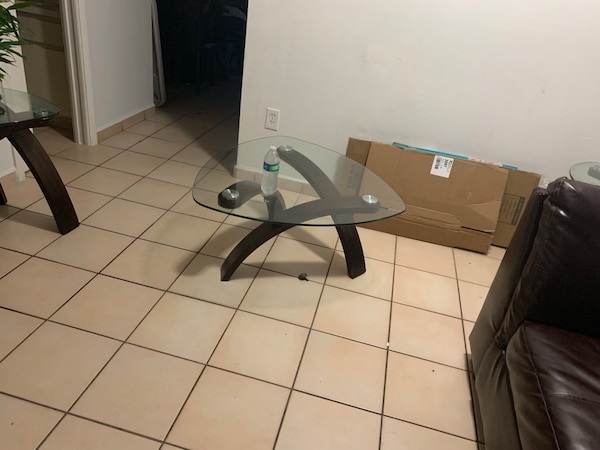 Sofa/ coffee table / tv stand / two side tables