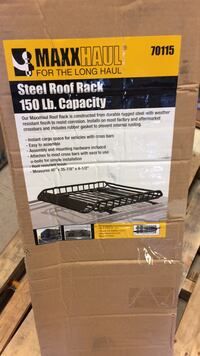 Steel rack roof for cars  San Leandro, 94579