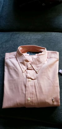2 Polo Ralph Lauren Button Up's Size XL