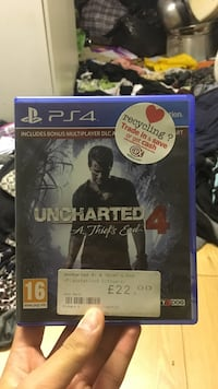 Uncharted 4 A Thief's End   Birmingham, B9 5NP