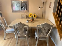 Dining room table Centreville, 20121