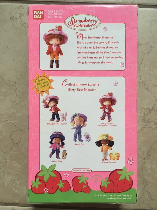 Strawberry Shortcake NEW e1afd0c8-cfda-4856-992f-afe824bd7e2e