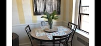 High Top Kitchen Table w/ 4 chairs District of Columbia
