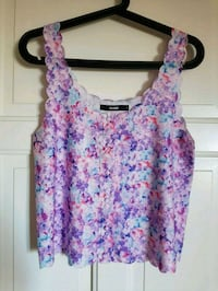 3 summer tops (size S) 6244 km